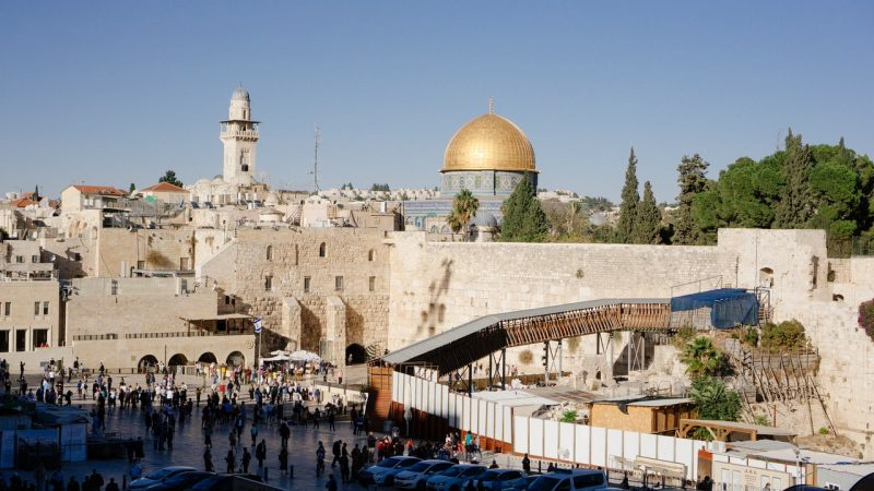 Top4 des lieux à découvrir en Israël